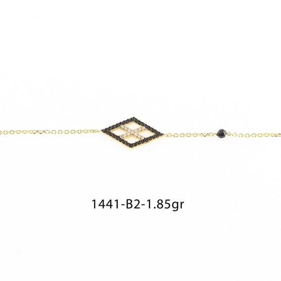 Αποστόλου-Κόσμημα-Βραχιόλια-1441BW-B2