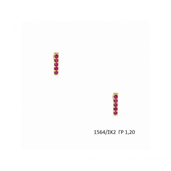 Αποστόλου-Κόσμημα-Σκουλαρίκια-1564R-S2
