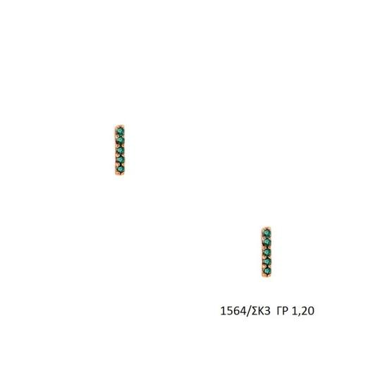 Αποστόλου-Κόσμημα-Σκουλαρίκια-1564G-S3
