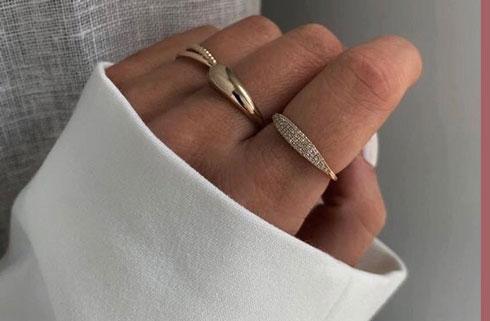 Αποστόλου κόσμημα δαχτυλίδι